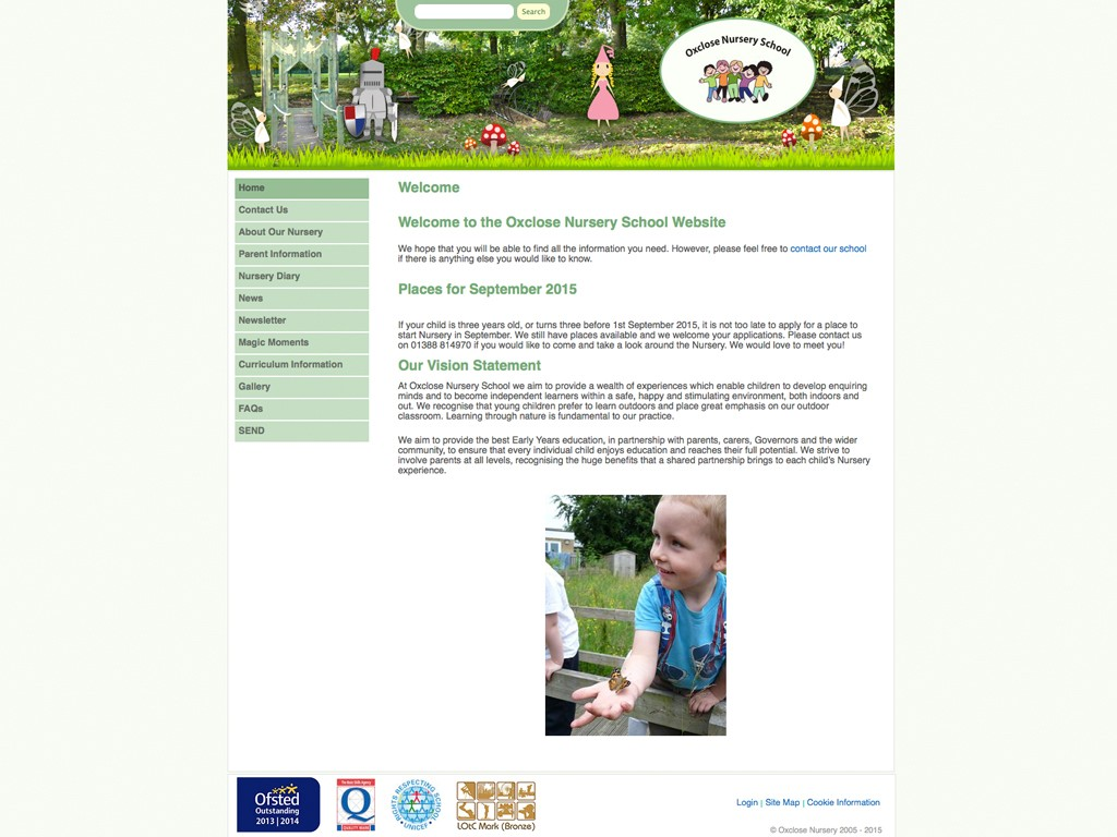 Oxclose Nursery School