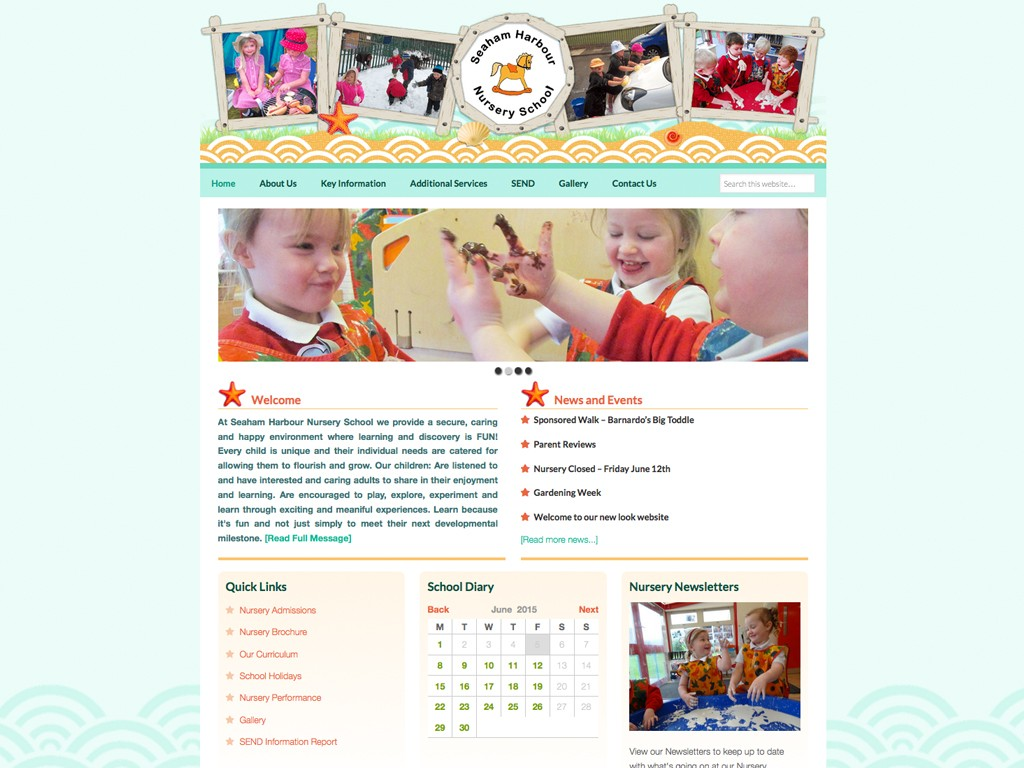 Seaham Harbour Nursery School