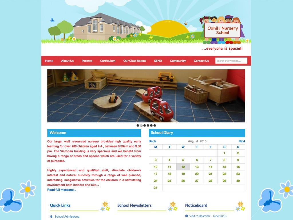 Oxhill Nursery School