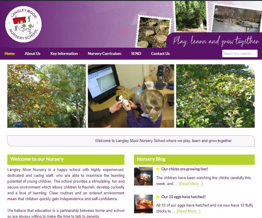 Langley Moor Nursery School